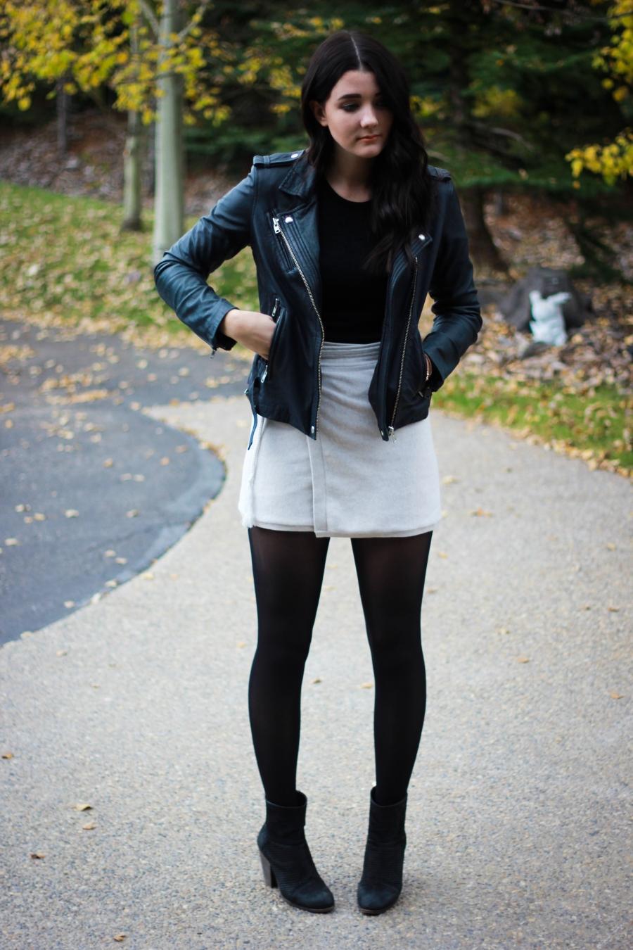 Wool Skirt (2 of 7)